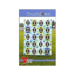 Cluck Cluck Sew Touchdown Ptrn