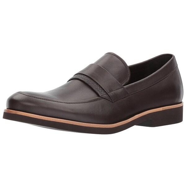 Calvin Klein Men's Forbes Dress Calf Slip-on Loafer - 9