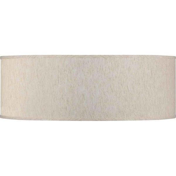"Volume Lighting V0044 Esprit 4.75"" Height Drum Shade"