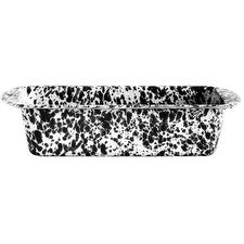 Crow Canyon D32BLM Loaf Pan, Black Marble