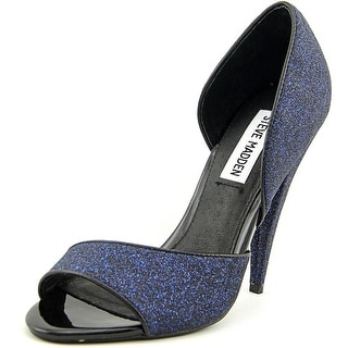Steve Madden Delacaci Women Open-Toe Synthetic Heels