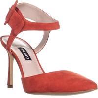 Nine West Elisabeti Heeled Sandals, Red