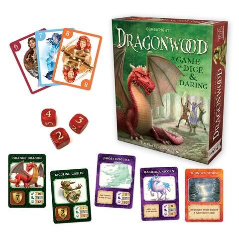 Dragonwood: A Game of Dice & Daring - Multi