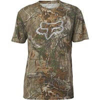 Fox Racing 2017 Men's Realtree Short Sleeve Premium Tee - 19488 - Camo