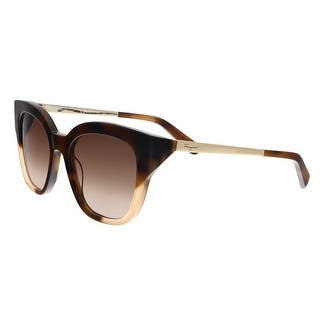 214ae3f362 Buy Salvatore Ferragamo Fashion Sunglasses Online at Overstock.com ...