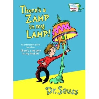 There's a Zamp in My Lamp - Dr. Seuss