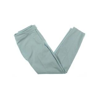 Anne Klein Womens Dress Pants Cropped Straight-Leg