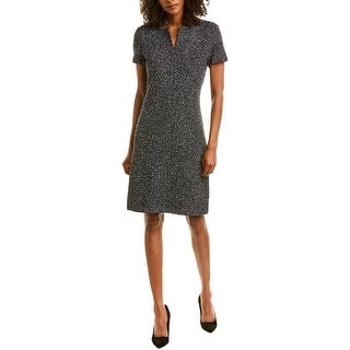 Link to St. John Wool-Blend Shift Dress Similar Items in Dresses