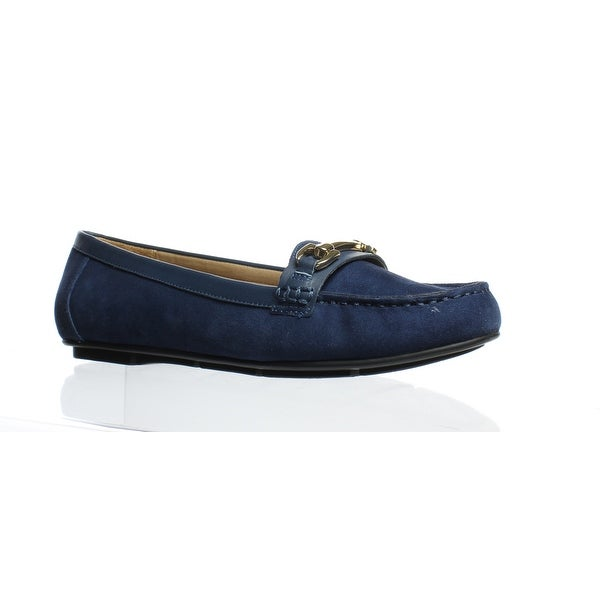 c88bc56ae16 Shop Vionic Womens Kenya Navy Loafers Size 10 - Free Shipping Today ...