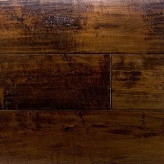 """Miseno MFLR-LONGFORD-E  Limerick Engineered Hardwood Flooring - 7-1/2"""" Planks (26 SF / Carton) - Maple Longford"""