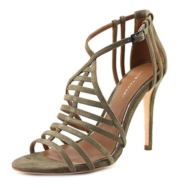 Elie Tahari Odessa Women Birch Sandals