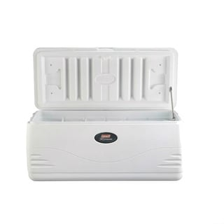 Coleman 150 Quart Heritage Enthusiast Marine Cooler w/ Low CO2 Emissions Technology