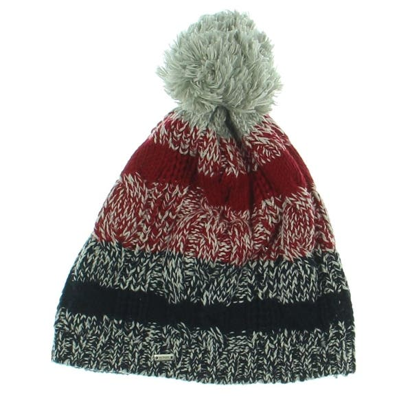 1005d33c5 Tommy Hilfiger Beanie Hat Cable Knit Striped