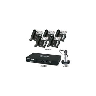 AT&T SB35010 plus 5x SB35025 plus 1x VH6210 Analog Gateway