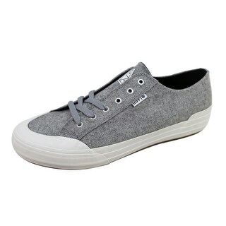 Huf Men's Classic Lo Heather Gray VC53024 Size 13