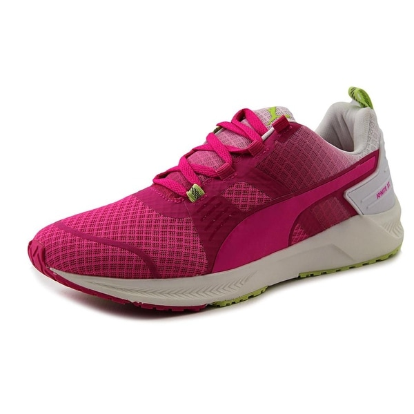 Puma Ignite v2 Women Pink Gio-Puma White-SG Running Shoes