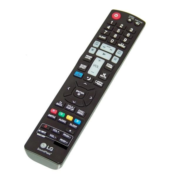 OEM LG Remote Control Originally Shipped With: LAB550H