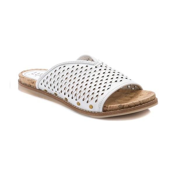 Lucca Lane Belinda Women's Sandals & Flip Flops White