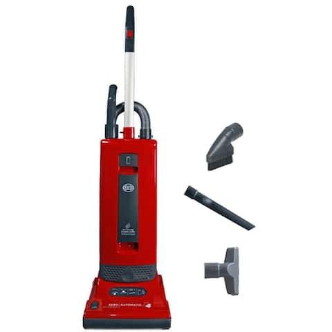 Sebo 9558AM Automatic X4 Upright Vacuum (Red)