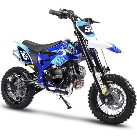 MotoTec Hooligan 60cc 4-Stroke Gas Dirt Bike