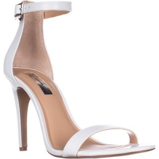 I35 Roriee Ankle Strap Dress Sandals, Bright White