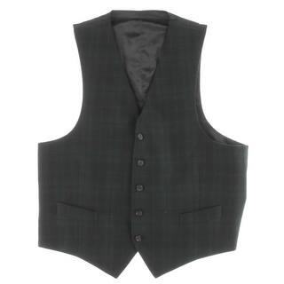 Lauren Ralph Lauren Mens Suit Vest Wool Glen Plaid|https://ak1.ostkcdn.com/images/products/is/images/direct/518631bafcd57af379eb1c53897ab27c13052687/Lauren-Ralph-Lauren-Mens-Suit-Vest-Wool-Glen-Plaid.jpg?impolicy=medium