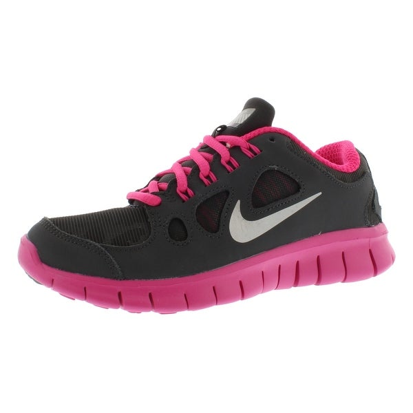 747f3ca29d0 Shop Nike Free 5.0 Shield Gradeschool Kid s Shoes - 6 M - Free ...