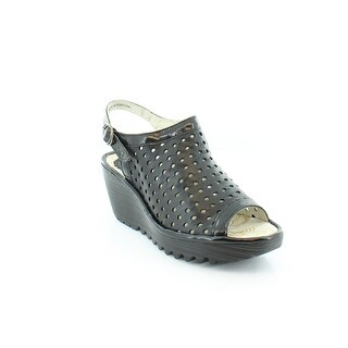 Fly London Yile Women's Heels Black