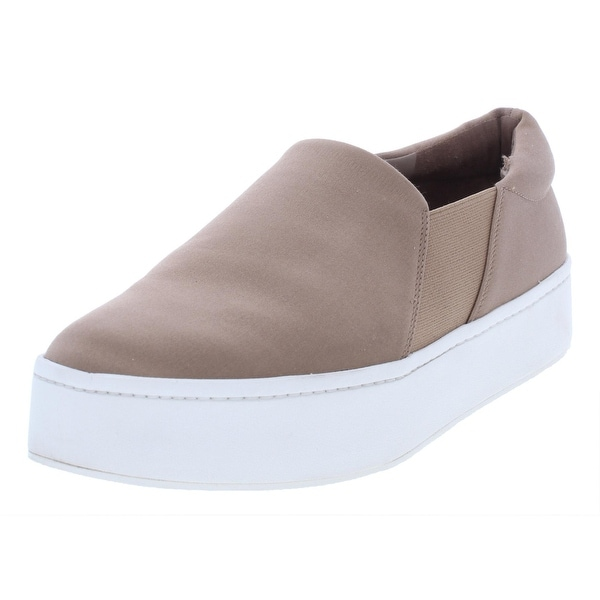 Vince Womens Warren Casual Shoes Solid
