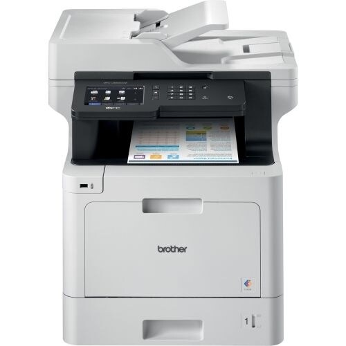 Brother Mfc-L8900cdw All In One Color Laser Printer With Advanced Duplex