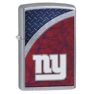 Zippo 29371 New York Giants NFL Street Chrome Finish Lighter