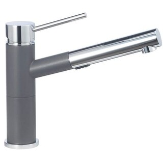 Blanco 441619 Alta Pullout Spray Kitchen Faucet with Dual Spray