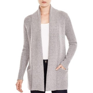Soft Joie Womens Kanoa Cardigan Sweater Wool Blend Open Front