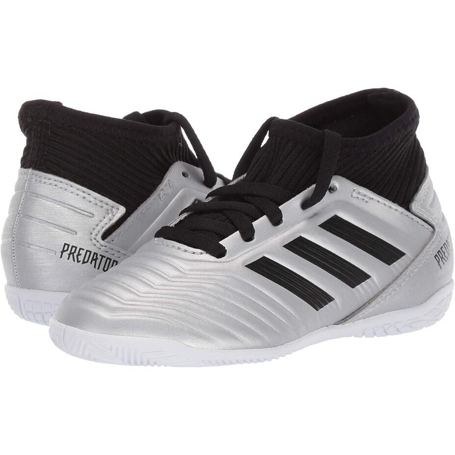 adidas Kids' Predator 19.3 Indoor Soccer Shoe - 3.5