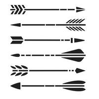 """Delta Stencil 7""""X10""""-Arrows"""