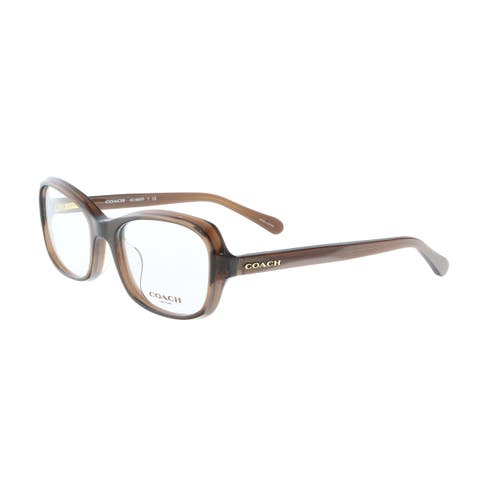 b2a87a0c77ab Buy Coach Optical Frames Online at Overstock   Our Best Eyeglasses Deals