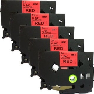 Brother International Corporat - Standard Adhesive Laminated Labeling Tape
