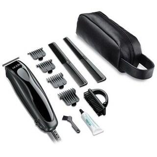 Andis Headliner 11-Piece Hair Clipper/Beard Trimmer Kit, Black, Model Ls-2 (29775)