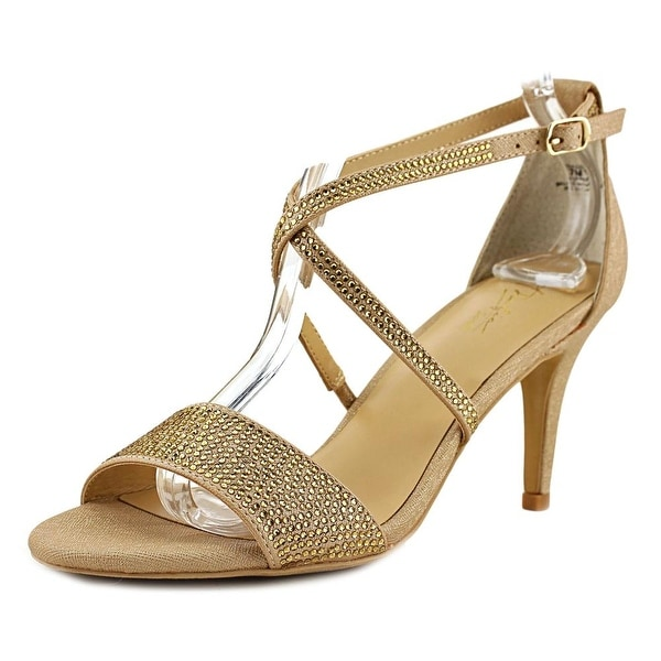 Thalia Sodi Dulce Women Gold Pumps