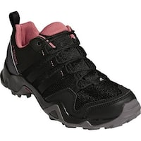 adidas Women's Terrex AX 2.0 R Hiking Shoe Black/Black/Tactile Pink
