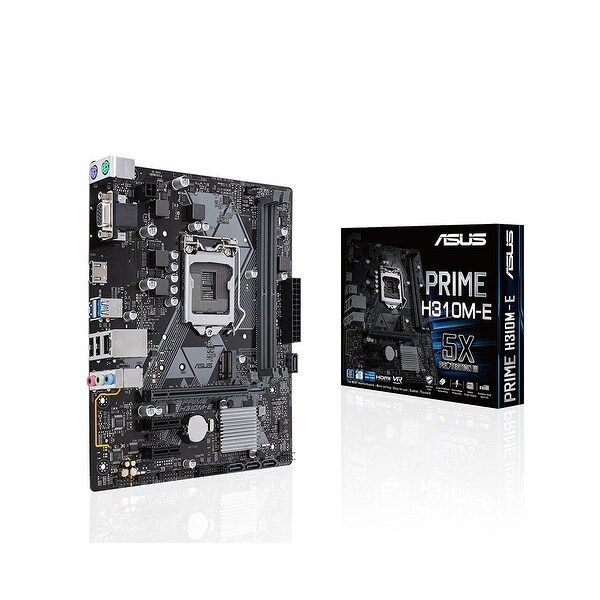 Asus - Motherboards - Prime H310m-E