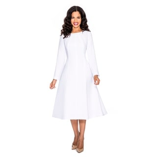 Link to Giovanna Signature 1pc Washable Paneled A-line Simple Dress Similar Items in Dresses