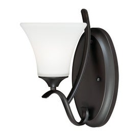 Vaxcel Lighting W0093 Cordoba 1 Light Bathroom Sconce - 6.25 Inches Wide