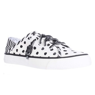 Sperry Top-Sider Seacoast Fashion Sneakers - Isle Dot Grey