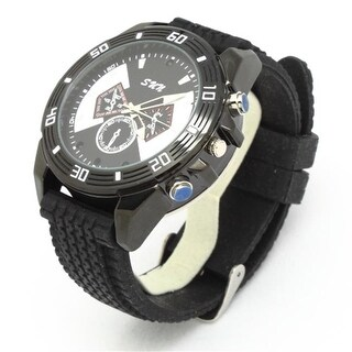 HD 720p Automatic IR Night Vision Watch Camera DVR With 500ma