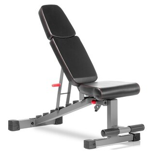 XMark XM-9022 Commercial FID Flat Incline Decline Weight Bench