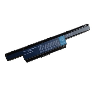 New Gateway Aftermarket Replacement Laptop Battery AS10D31 AS10D71 9 Cell