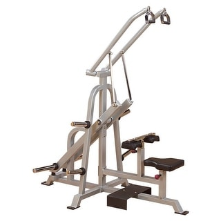 Body-Solid Leverage Lat Pulldown - Metal