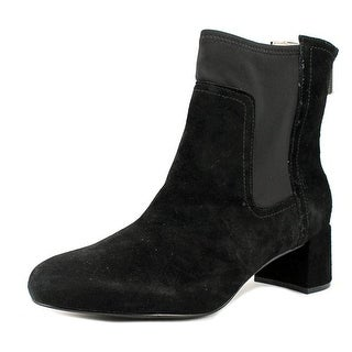 Taryn Rose Louise   Round Toe Synthetic  Ankle Boot