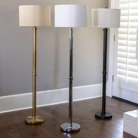 Copper Grove Segudet Transitional Floor Lamp